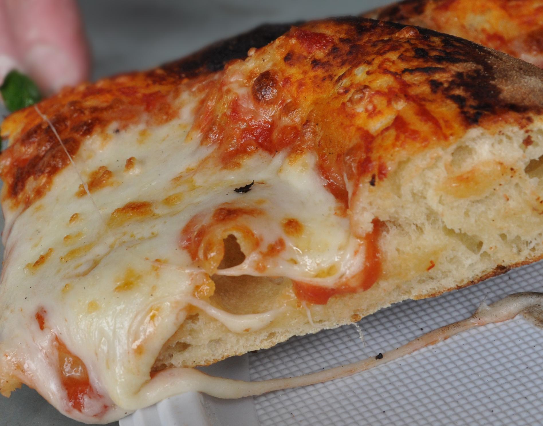 Pizza a legna con lievito madre pasta madre lover pane a lievitazione naturale e nozioni di - Forno a legna casalingo ...